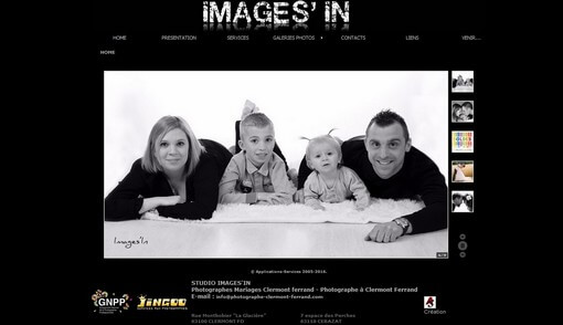 Images in photographe, propose des photographies de Mariages à Clermont-Ferrand 63100 et Gerzat 63118 en Auvergne, France 2016
